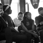 Community Dialogue:  Part of the Sekou Sundiata Retrospective Fall 2013