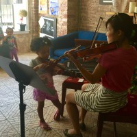 Violin Lesson, Music for the People